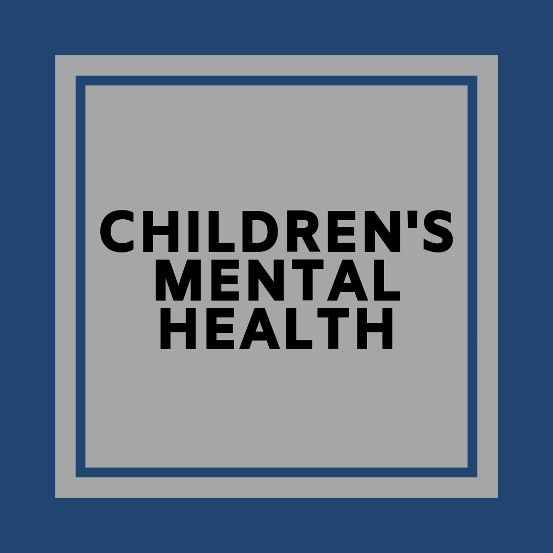 Children's Mental Health Badge