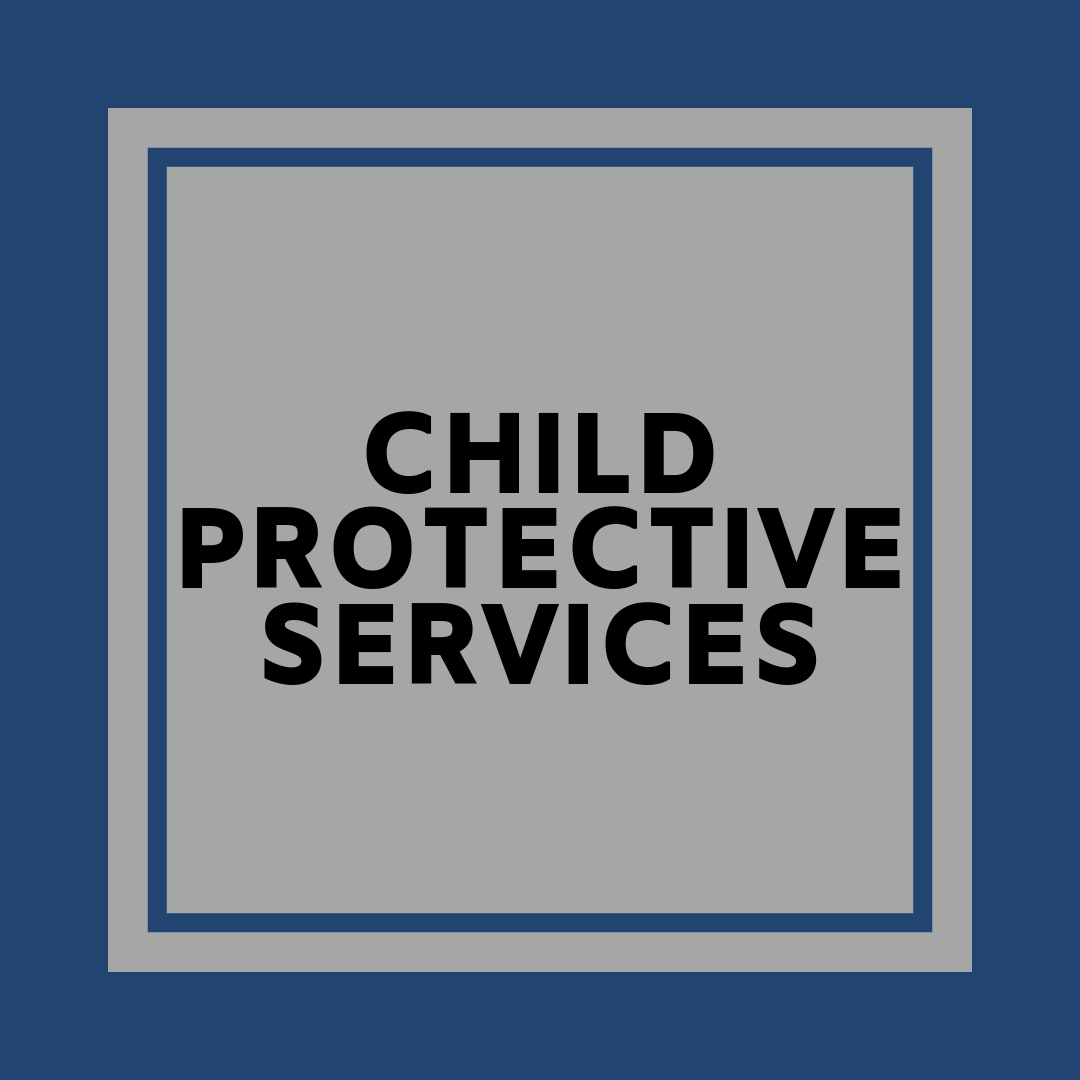 Child Protective Services Badge