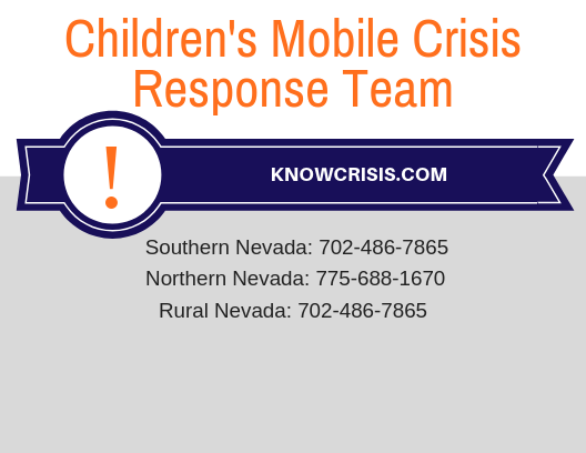 Mobile Crisis Services Phone Number 775 688 1670