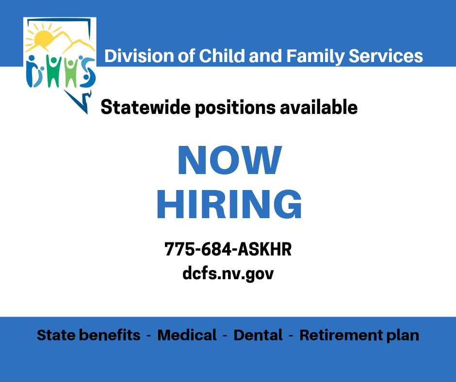 Current DCFS Employment Opportunities