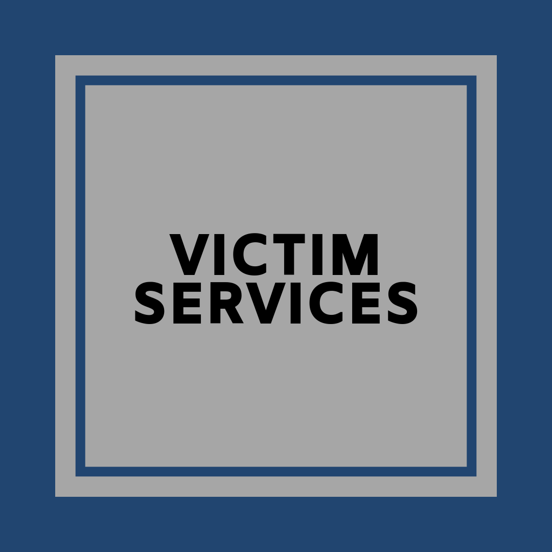 Victim Services Badge