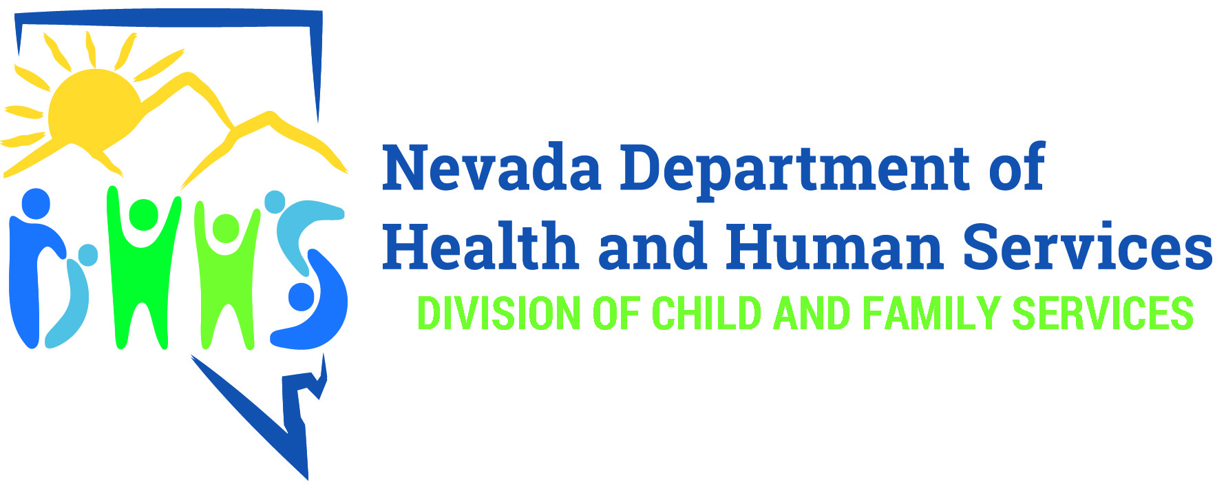 Nevada Division of Child & Family Services Logo